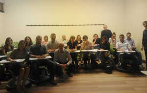 Launch of the Postgraduate Cert in Fundraising, University Barcelona